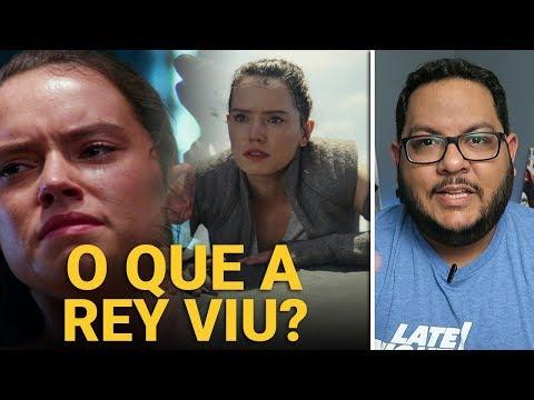 STAR WARS 8: O que a Rey viu? E os pais? (explicado - spoilers)