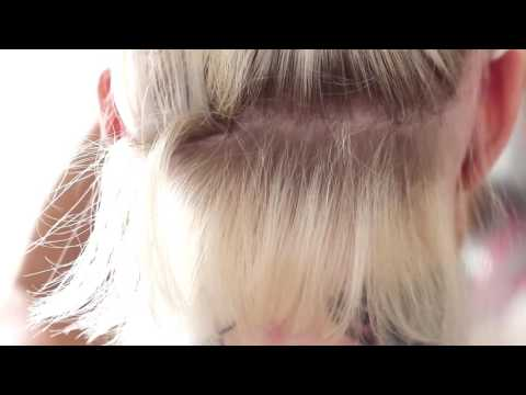 Tutorial How You do Tape Hair Extensions on Your on
