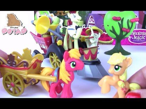Яблочная Ферма! Все Серии Подряд. Май Литл Пони Мультик и Распаковка Игрушек! Игрушки для Девочек - Ржачные видео приколы