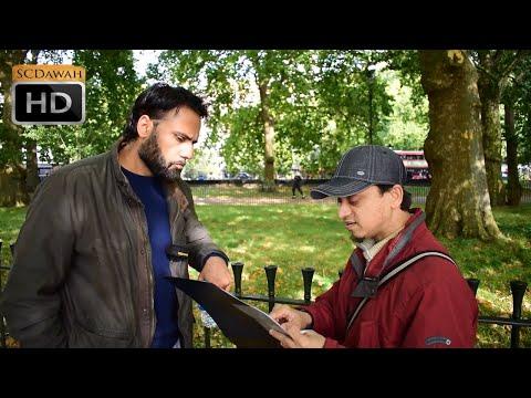 Christian Collapse! Claims Debunked! Mansur & Abbas | Speakers Corner | Hyde Park