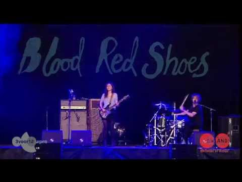 Blood Red Shoes - Black Distractions - Lowlands 2014