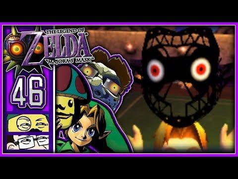Moggy & Jonny lieben The Legend Of Zelda: Majoras Mask! - [Maske der Nacht] #46