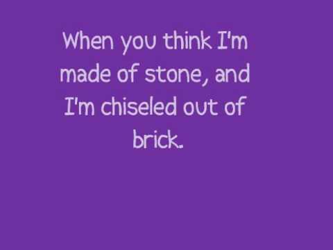 Envy on the Coast-Made of Stone (lyrics)
