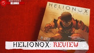 Helionox Board Game Video Review
