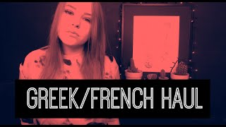 Greek - French Haul ● MyGreekBurlesque