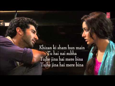 Bhula Dena  Aashiqui 2 Full Song With Lyrics   Aditya Roy Kapur, Shraddha Kapoor