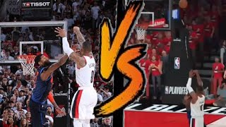 ICONIC NBA MOMENTS RECREATED IN NBA 2K20!