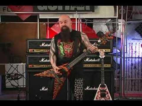 Kerry King Guitar