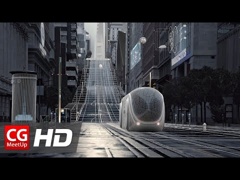 "CGI & VFX Breakdown HD ""Kia Motors Spoatage"" by Vixen Studios | CGMeetup"