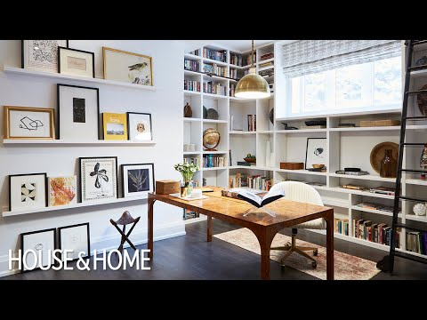 Basement Makeover: The Ultimate Work-From-Home Space from YouTube · Duration:  3 minutes 54 seconds