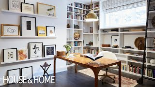Basement Makeover: The Ultimate Work-From-Home Space