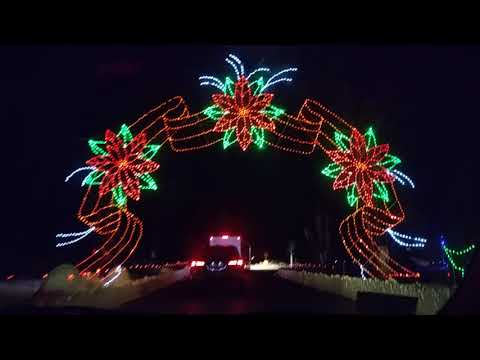 Bright Nights At Forest Park-Springfield, MA