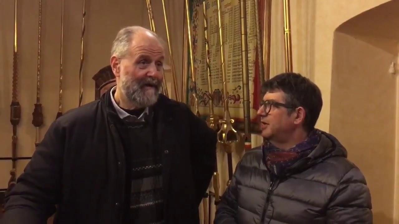 Arezzoweb intervista Rodolfo Raffaelli Capitano