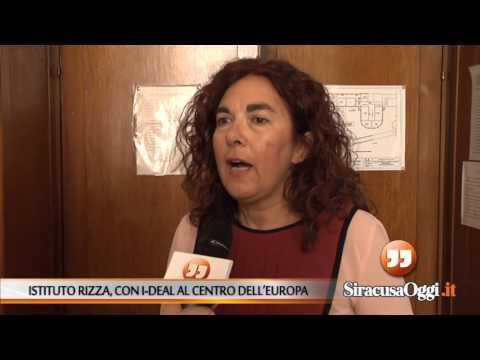 I-deal, l'Europa si incontra all'istituto Rizza di Siracusa