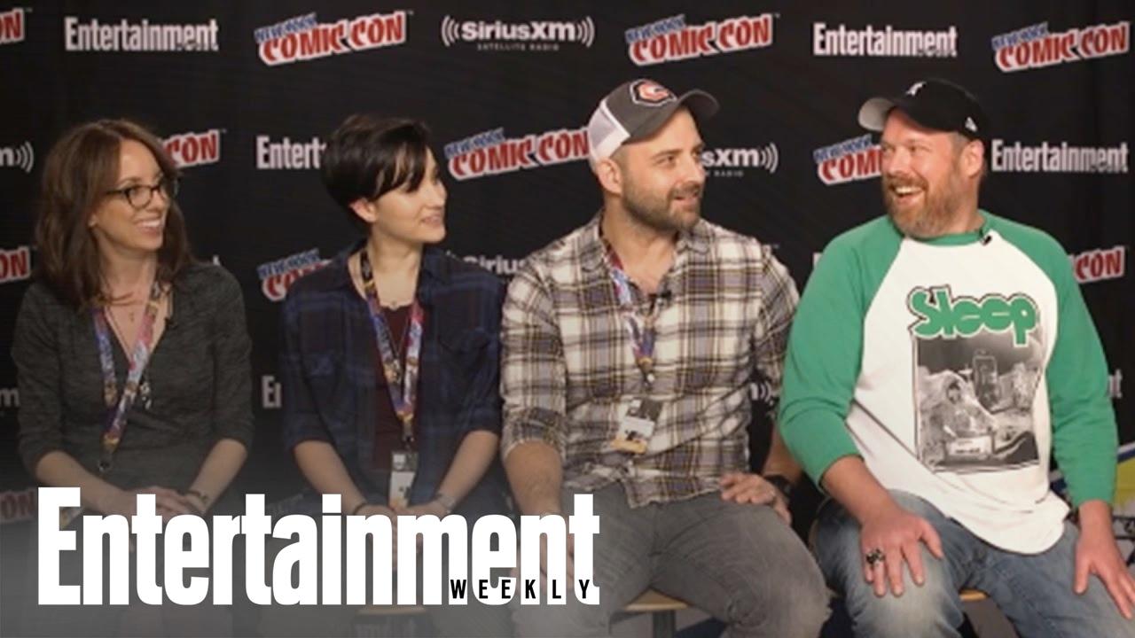 'Voltron: Legendary Defender' Cast & Crew On Season 2 ...