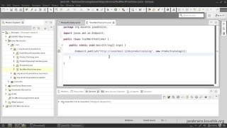 SOAP Web Services 19 - Using Endpoint