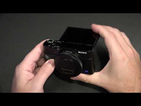 Sony RX100 VI Update