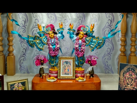 Шримад Бхагаватам 1.10.31-32 - Бхакти Ананта Кришна Госвами