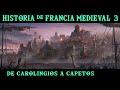 FRANCIA MEDIEVAL 3: De Carolingios a Capetos -La invasión vikinga y la división de Verdún (Historia)
