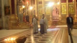 храм Гроба  Господня(храм Гроба Господня., 2009-05-31T09:35:04.000Z)