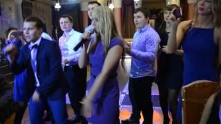 песня от друзей на свадьбе!