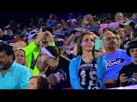 Monster Jam in Sam Boyd Stadium - Las Vegas, NV 2014 - Full Show - Episode 7