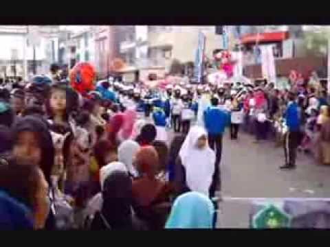 Fashion Road & Festival Drum Band Se-Kota Pontianak dan sekitarnya