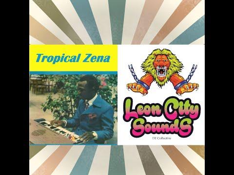Tropical Zena & Leon City Sounds - Mix 3 - All Vinyl - Guajira, Reggae, Rocksteady, Cadence, Cumbia