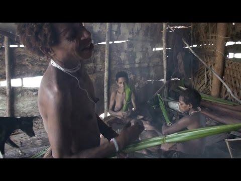 Дикие племена Новой Гвинеи Фото, видео фильм Папуасы