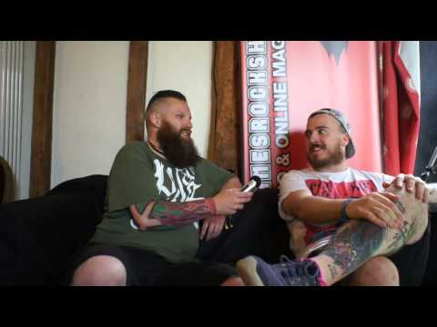 Safety Fire Interview Sonisphere Festival 2014