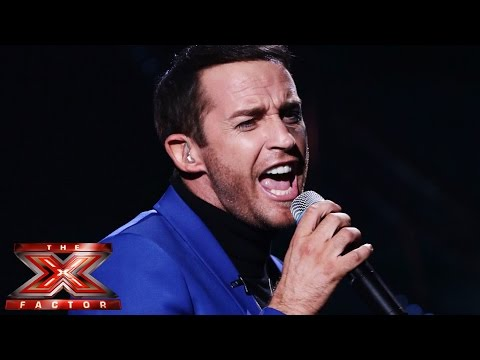 Jay James sings Gary Jules' Mad World | Live Week 4 | The X Factor UK 2014