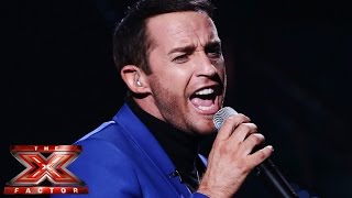 Jay James sings Gary Jules