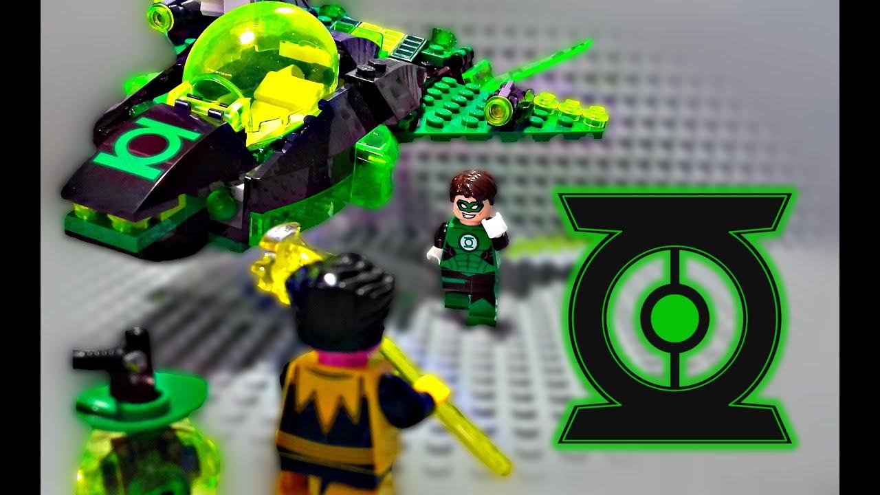 LEGO DC Super Heroes - Green Lantern vs Sinestro (76025 ...
