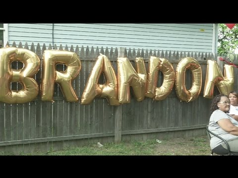 Memorial held for 2013 Springfield murder victim