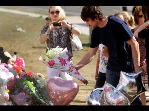 Christian Bale Visits Aurora, Colorado - Photos and Details
