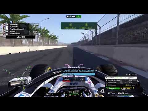 PRL League Race Vietnam