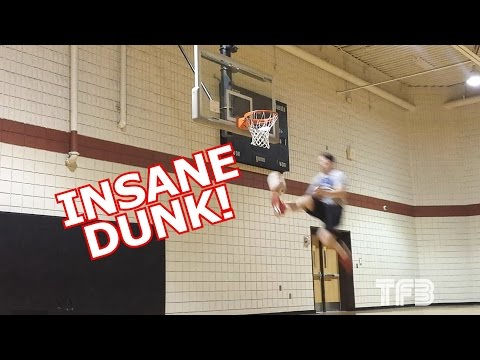 Tyler Inman Throws Down DUNK that would WIN the NBA Dunk Contest! #SCtop10