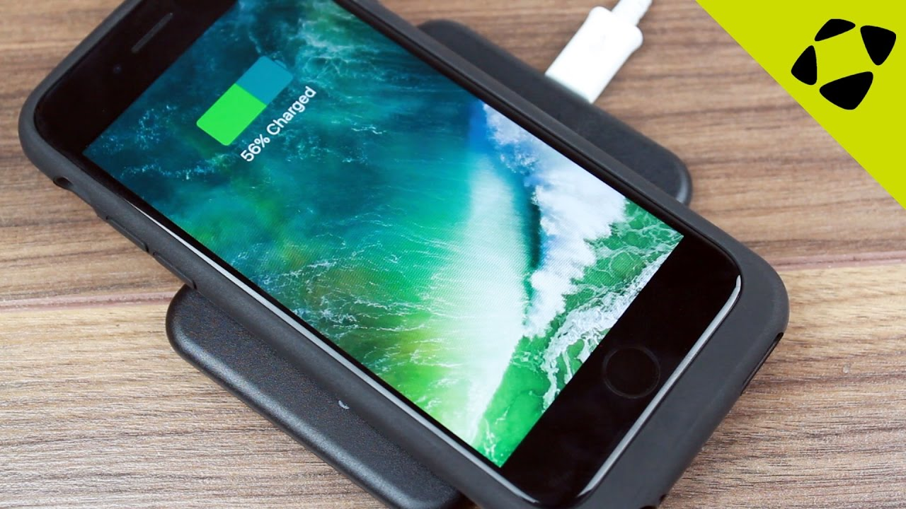 reputable site 892fe 8a2de How To Add Wireless Charging to the iPhone 7 & 7 Plus