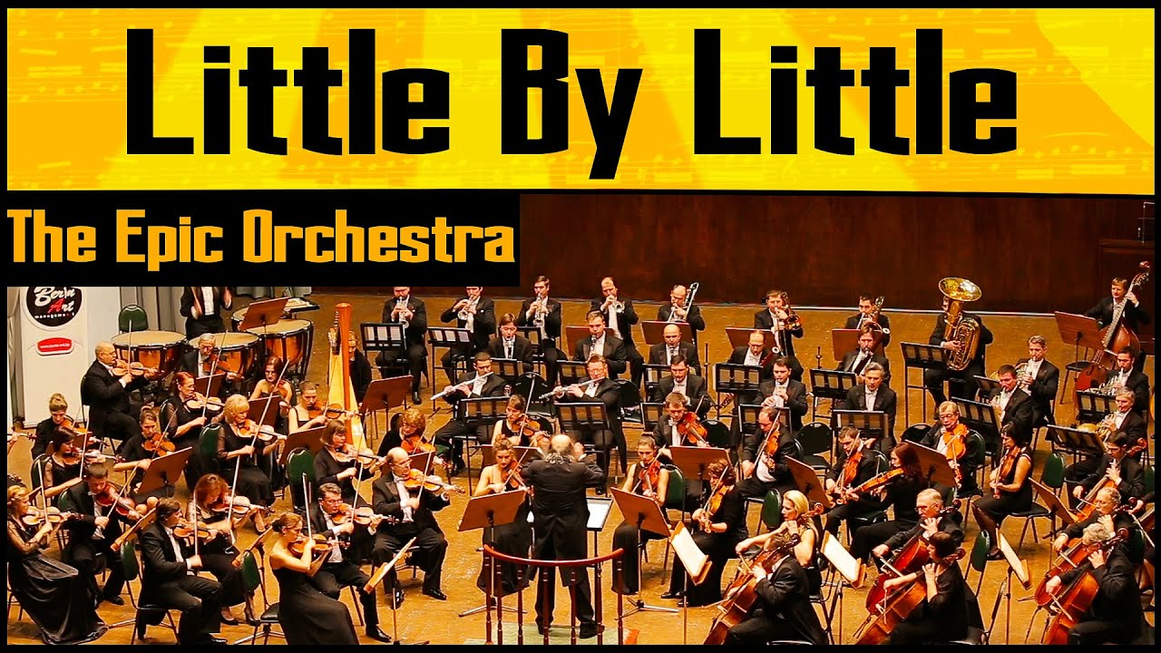 Oasis - Little By Little - Epic Orchestra
