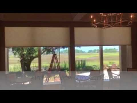 Duette Honeycomb Shades- Sea Pines Country Club