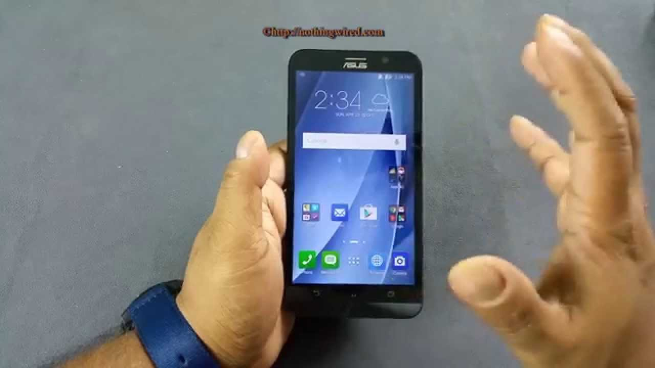 Asus Zenfone 2 Deluxe ZE551ML Unboxing Amp Quick Review