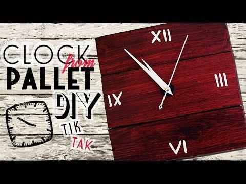 diy---clock-from-pallet