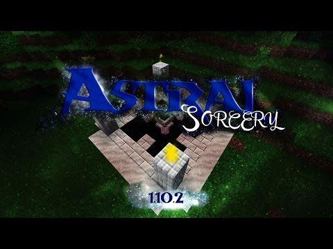 [Обзор][1.10.2] Astral Sorcery - Звездная магия - Основы (часть 1) - S5-EP14