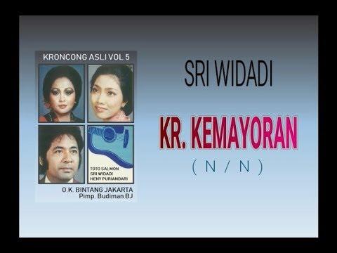 Kr. KEMAYORAN - Sri Widadi (Keroncong Asli Vol 5)