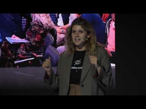 Переизбыток. Вызов принят. | Ксения Дукалис | TEDxInnopolis