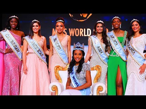 Miss World 2019 FULL SHOW - Live From ExCeL London
