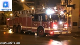 [Chicago] Ambulance 42 Truck 3 CFD