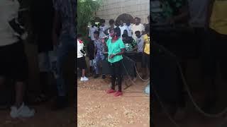 نيجيري رزه بحري حفله نار