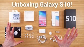 Download Galaxy S10 Unboxing - What's Included! Mp3 and Videos