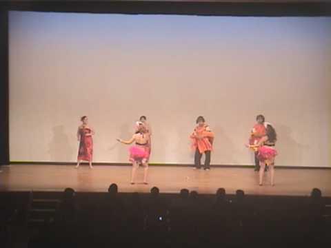 Presentacion de baile Pascuense en Tokyo 3